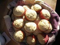 Vegan Lavender Muffins